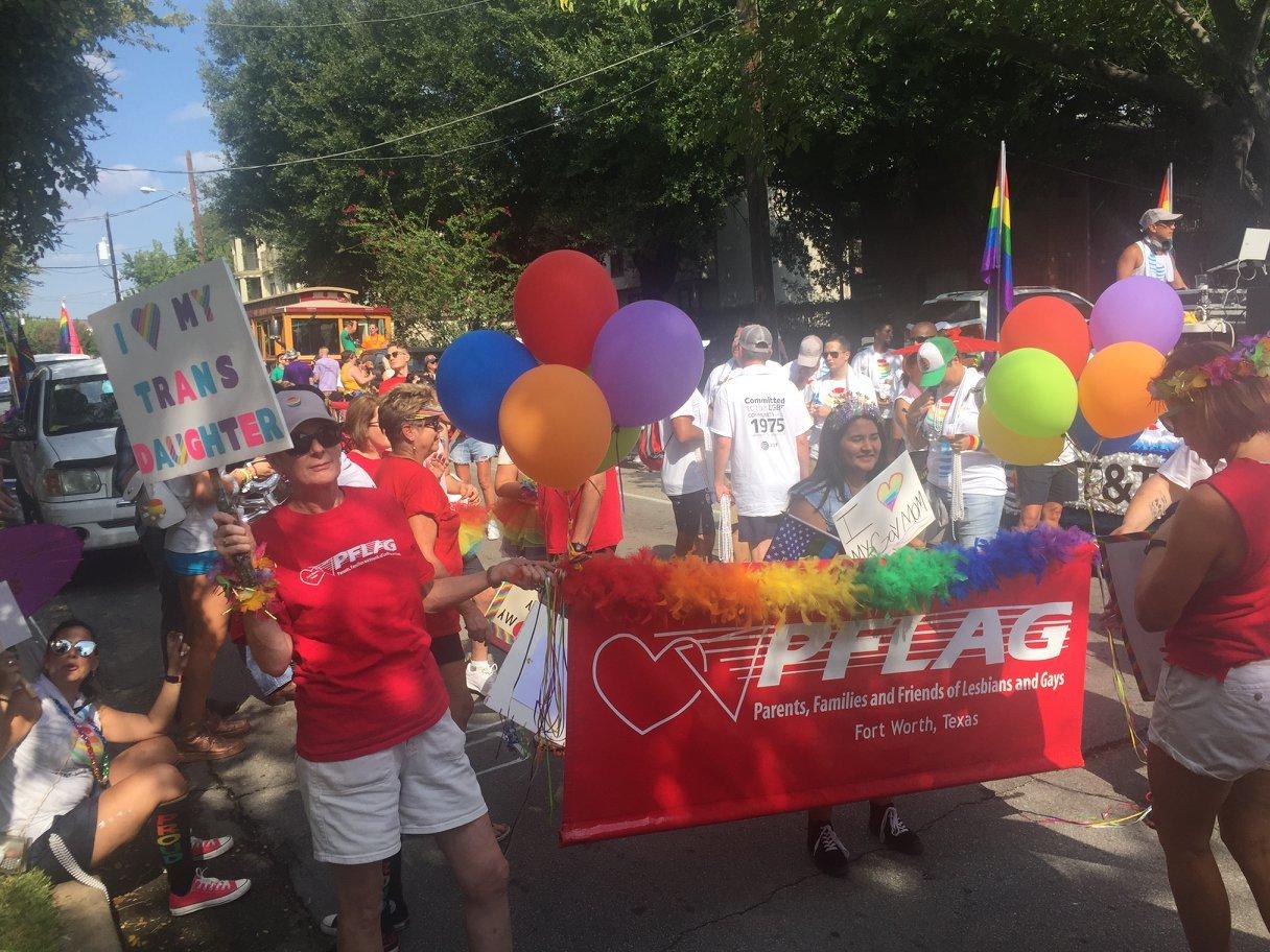 Dallas Pride Parade